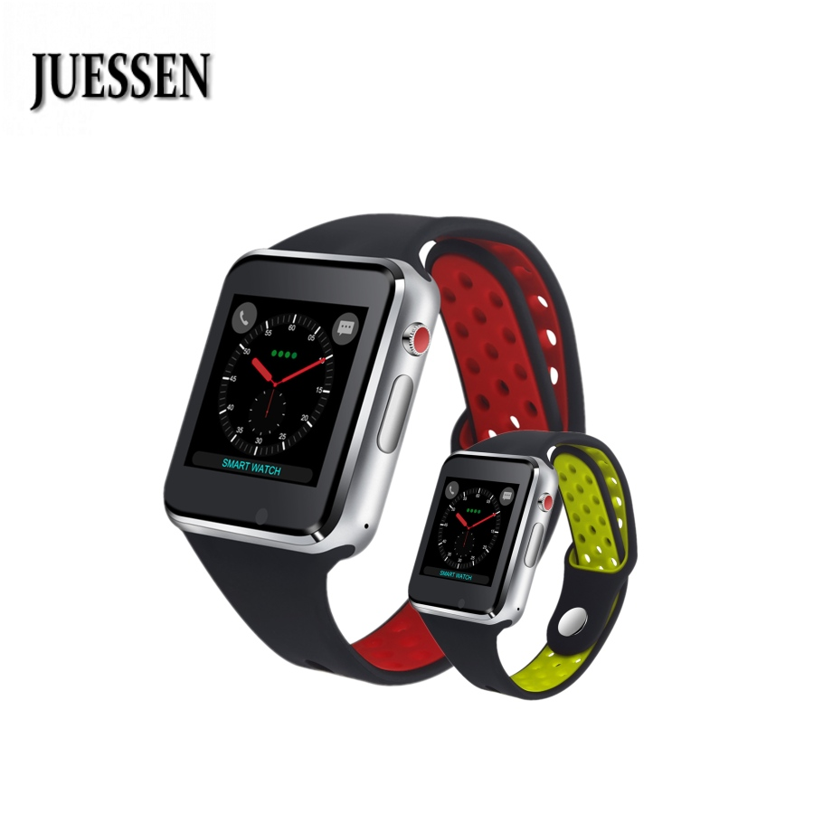 JUESSEN GT08 Plus Relogio Smart Watch Android Phone Fitness Tracker Kids Support SIM TF Card Pk Men Smartwatch DZ09 Q18 A1