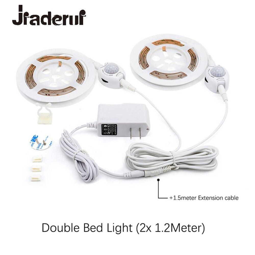 Bewegung Aktiviert Bett Licht Flexible Led streifen Bewegungssensor ...