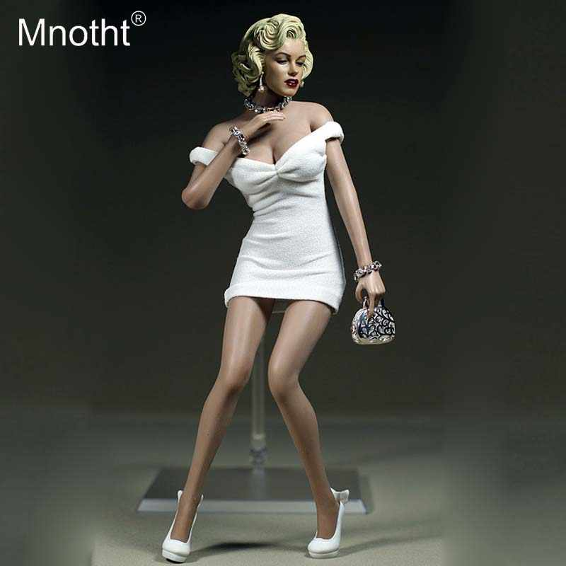 33d9695306 Detail Feedback Questions about 1/6 Scale Marilyn Monroe White Mini ...