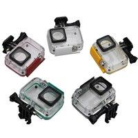 New Diving 45m Waterproof Case For Xiao Mi Xiaoyi YI Sports Camera II 2 Case Xiao