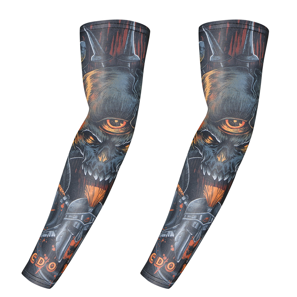 2Pcs Summer Cycling Bike Arm Warmers Arm Cover Cycling Warmers Sleeves Cover Breathable Sun UV Protection Arm Sleeves in Combinations from Automobiles Motorcycles