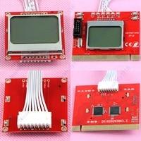 Mini PCI-E LPC Scheda Madre di Diagnostica Test Diagnostic Analyzer Post Test Carte di Debug per il Computer Portatile e Desktop Hot-Vendita