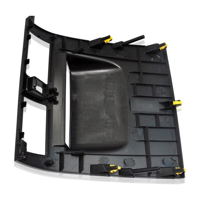 1 Din Car Fascia Panel Frame / Car Dash Frame Kit / Audio Panel Frame For Mazda 3 2004 2005 2006 2007 2008 2009 Free Shipping
