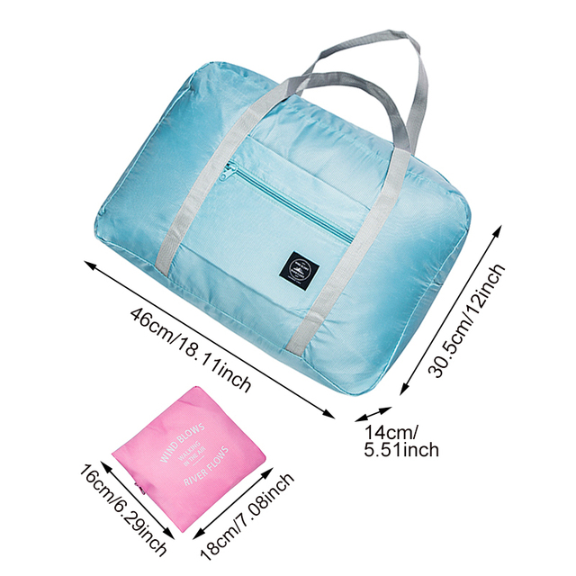 Large Casual Travel Bags Clothes Luggage Storage organizer Collation Pouch Cases Suitcase Accessories Supplies Stuff Product 1