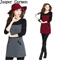 free shipping women office lady style quality winter and spring dresses fashion 23
