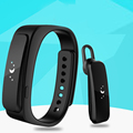 X2 Bluetooth Earphone Wireless Smart Fitness Tracker Wristband A8 Talkband Pedometer Sleep Monitor Smartband for IOS Andriod