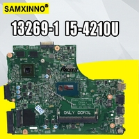 13269 1 For DELL inspiron 3542 DELL 3542 3442 5749 motherboard 13269 1 PWB FX3MC REV A00 motherboard I5 4210U GT820M PM