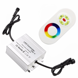 Wireless Waterpoof IP67 216W Input DC12V LED RGB Controller Outdoor used for Deck/Inground/Underground/Step LED Light controller