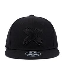 Hip Hop Cross Snapback Cap