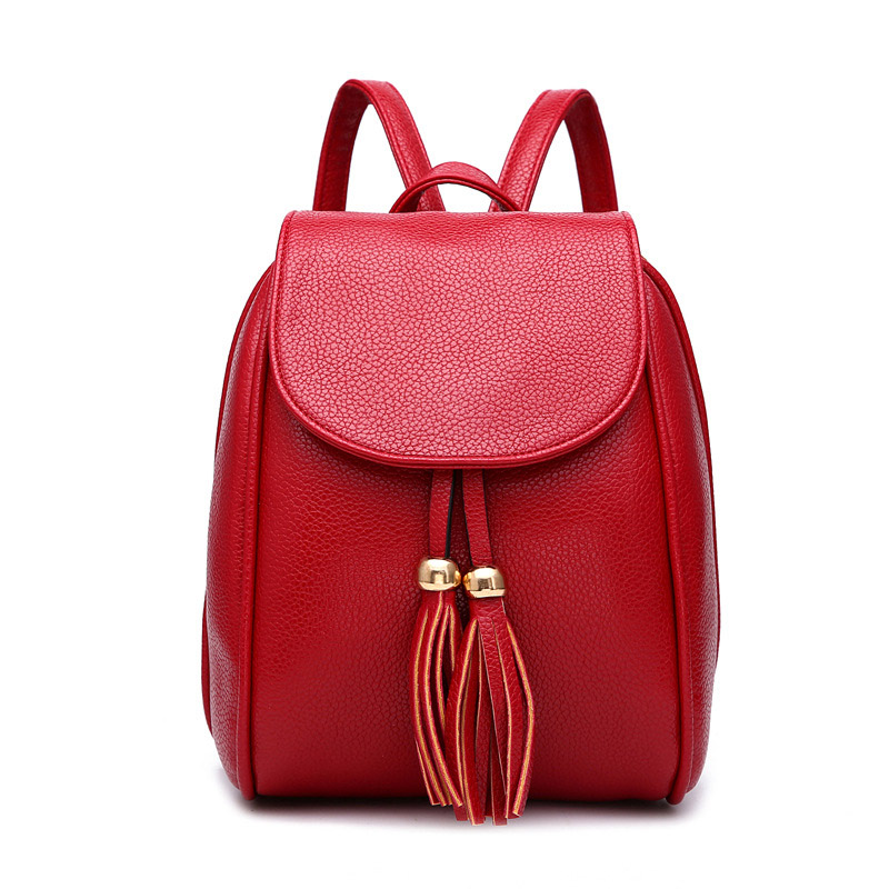 Women Backpacks Design Female Ladies OL Drawstring Schoolbag For Teenagers Fashion Shoulder Bag