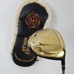Conductor de Golf KATANA NINJA 880HI conductor de Golf club de Golf 9 o 10 loft eje de grafito R S flex conductor clubsFree envío