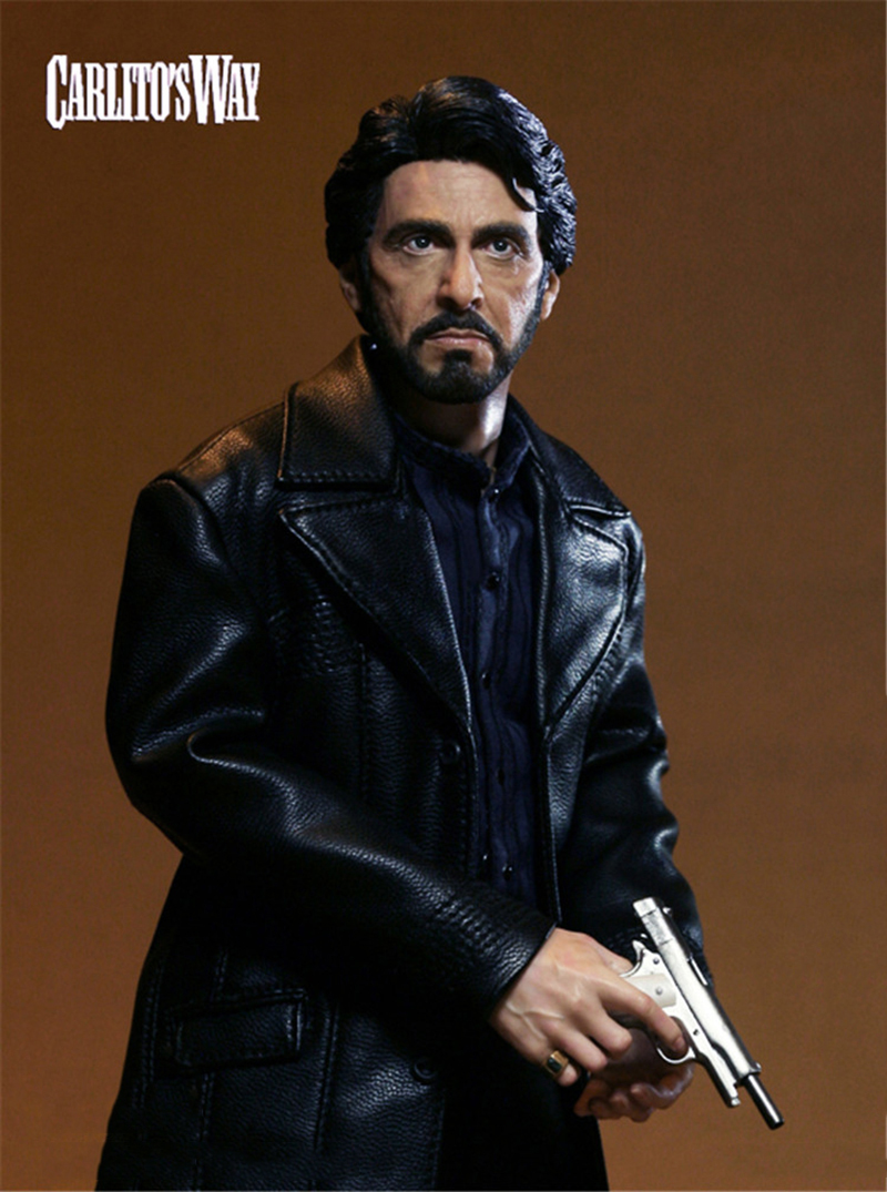 BLITZWAY 1//6 Carlito/'s Way Al Pacino again Action Figure Old In Box Collection