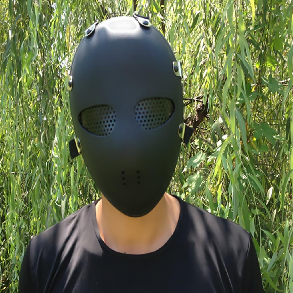 Camouflage militaire Fatigues CS protecteur Paintball masque complet FRP matériel Anti-lutte casque