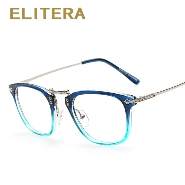 Retro Full frame glasses frame men and women eyewear eyeglasses ...