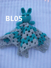rabbit  nursery , Baby Blanket