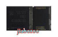 Original New KLUBG4G1BD E0B1 For Samsung S6 G920F EMMC 64GB NAND Flash Memory IC Chip