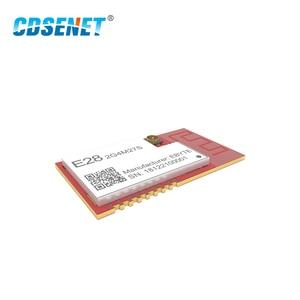 Image 5 - SX1280 500mW لورا BLE وحدة 2.4 GHz E28 2G4M27S الإرسال والاستقبال اللاسلكية SPI طويلة المدى 2.4 ghz BLE rf الارسال 2.4 GHz استقبال