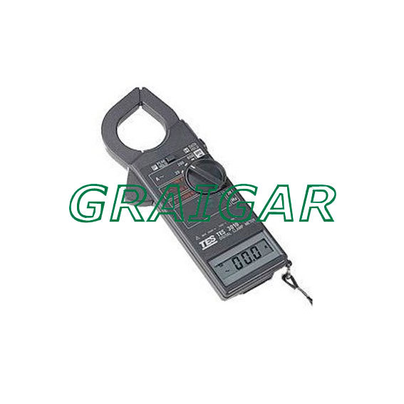 TES-3010/3012 Prof. Clamp Meter with 600A;1000V футболка print bar майкл оуэн