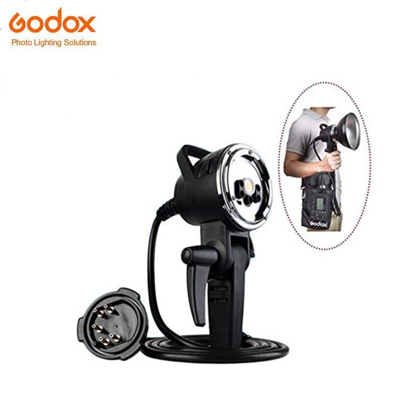 Godox AD-H600B 600W Portable Off-Camera Light Hand-Held Extension Extra Head for Godox AD600B AD600BM - Bowens Mount