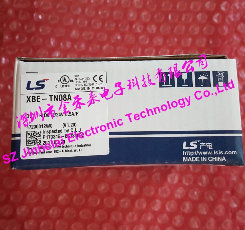 100% Nuovo ed originale XBE-TN08A LS (LG) PLC 8 punti transistor (NPN) uscita100% Nuovo ed originale XBE-TN08A LS (LG) PLC 8 punti transistor (NPN) uscita