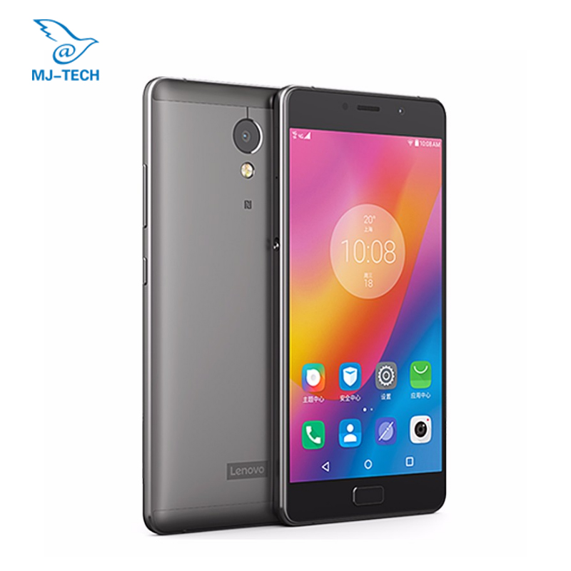 "Цена за Оригинальный Lenovo Vibe P2 5100 МАЧ Snapdragon 625 8 ядер 4 ГБ 64 ГБ Android 6.0 5.5 ""1920x1080 13.0MP 5100 мАч"