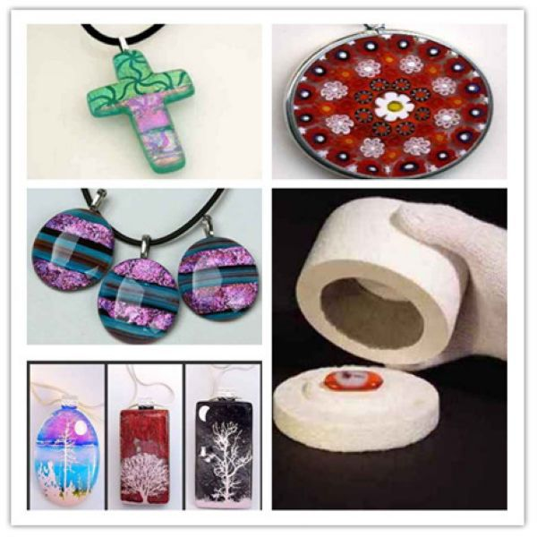 Small Jewellry Making Dichroic Gl Fusing Microwave Kiln Fuseworks Hot Pot On Aliexpress Alibaba Group