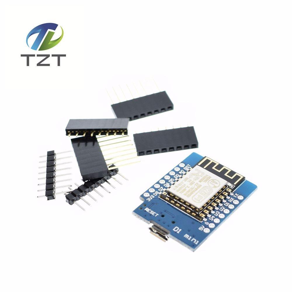 Top Mini WIFI D1 Mini NodeTM Lua ESP8266 ESP-12 WeMos D1 4M Bytes Modul  HQ
