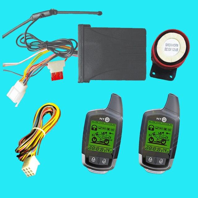 motorcycle alarm system remote start engine vibration sensor rh aliexpress com remote start installation help excalibur remote start help