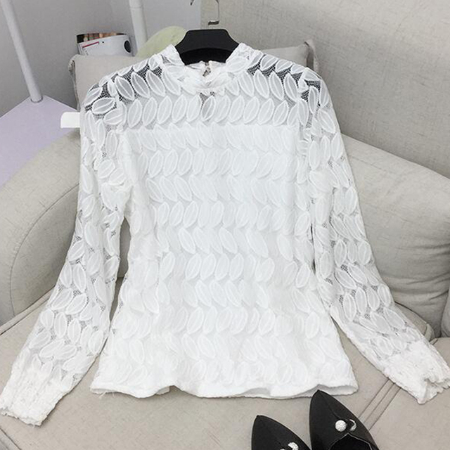 2017 Primavera Camisas de las ropas 4 Dobby Hoja de color Mandarina ...