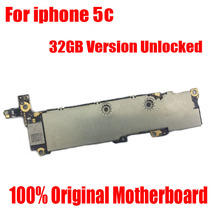 Original and Full Function logic board Official Motherboard for iPhone 5C Mainboard 32GB version unlocked with chips