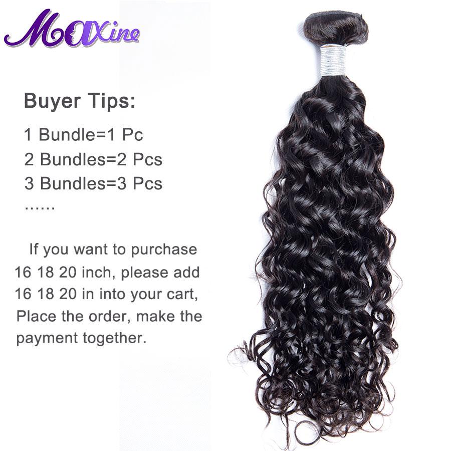 волос Maxi Brazil воды волна волос