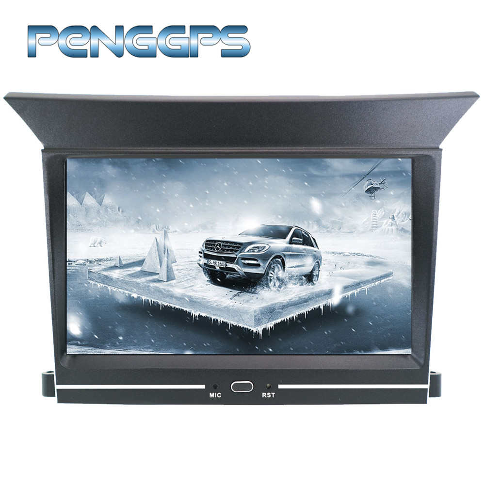 2 Din CD DVD Player Android 8.1 Car <font><b>GPS</b></font> Navigation Radio <font><b>for</b></font> <font><b>Honda</b></font> <font><b>Pilot</b></font> 2009 2010 2011 2012 7 INCH IPS Screen Unit image