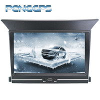 2 Din CD DVD Player Android 8.1 Car GPS Navigation Radio for Honda Pilot 2009 2010 2011 2012 7 INCH IPS Screen Unit