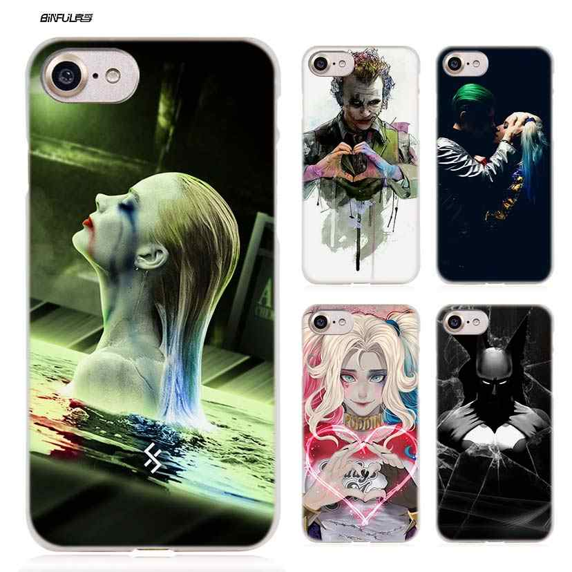 coque iphone 8 plus harley quinn