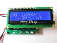 Гармонические искажения анализатор AC мощность гармонический анализатор 10 Гц ~ 1 кГц Искажения Analyer