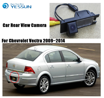 YESSUN For Chevrolet Vectra 2009~2014 for Vauxhall Vectra for Holden Vectra Car Rear View high quality Camera Night Vision CCD фото