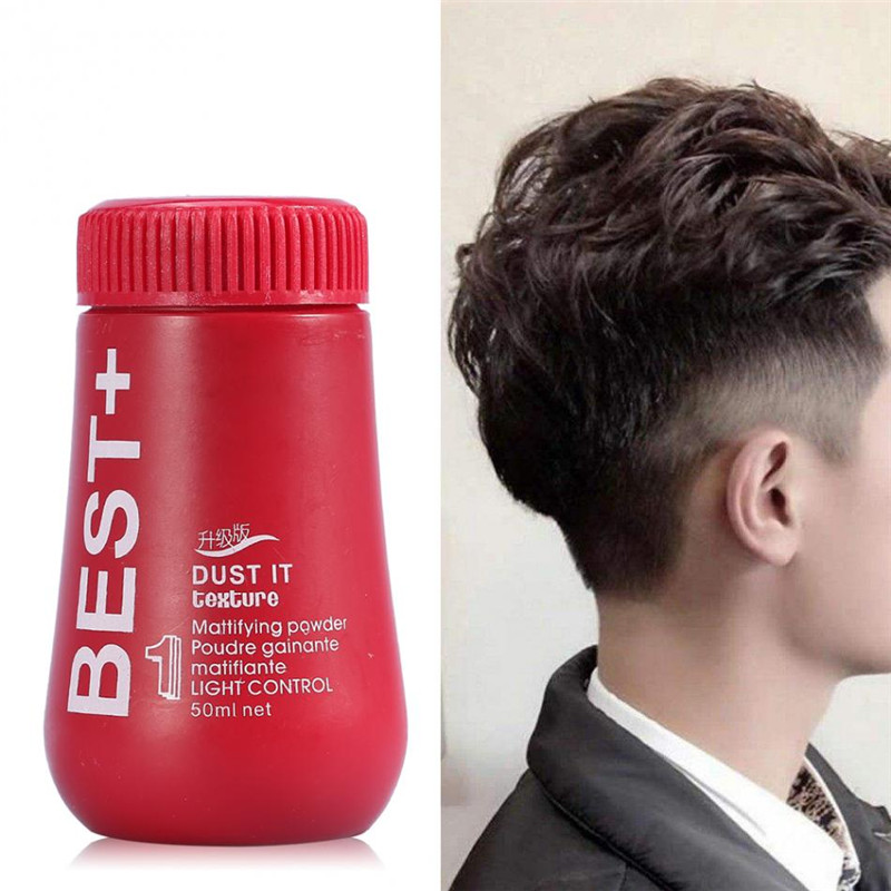 Unisex Magic Hair Styling Powder Dust Hairspray Increases Hair Volume Captures Hair Fluffy Powder For Volumizing Hair in Pomades Waxes from Beauty Health