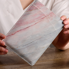 For Kindle Paperwhite 1/2/3 Case Slim Marble Grain PU Leather 6 inch Tablet Pouch Sleeve Bag Cover for 7 Gen 8 Voyage
