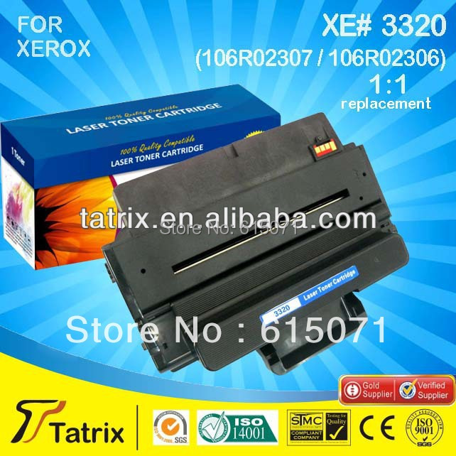 FREE DHL MAIL SHIPPING ,3320 Toner for Xerox Phaser 3320 Printer Toner Cartridge. Best 3320 Toner
