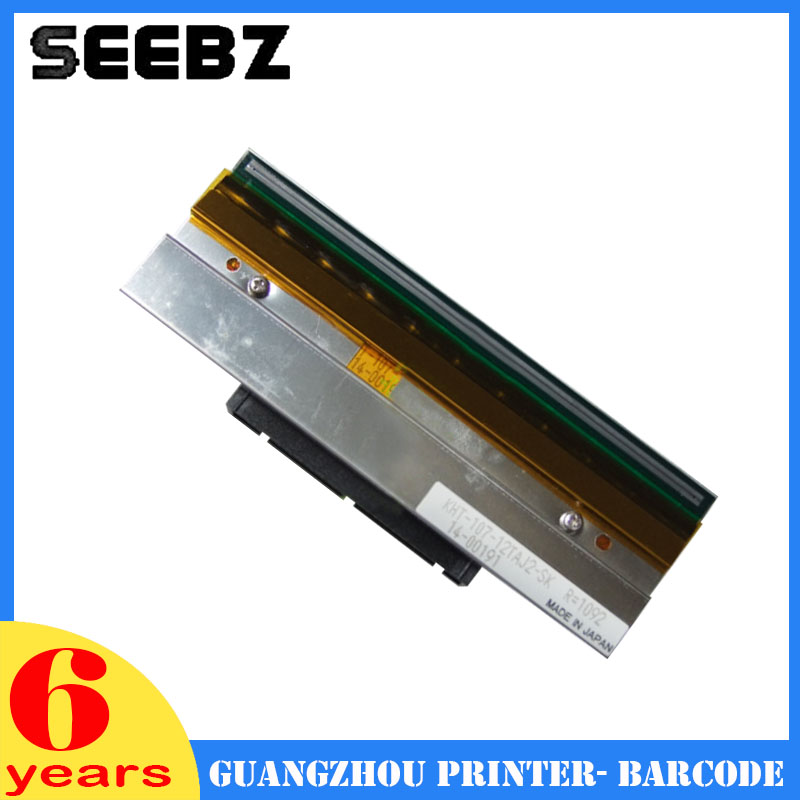 SEEBZ Printer Parts 203dpi Original Thermal Print Head Barcode Printhead For SATO CT400 Desktop Printer original brand new printhead print head for zebrat402 2742 7421 203dpi barcode printer printer spare parts