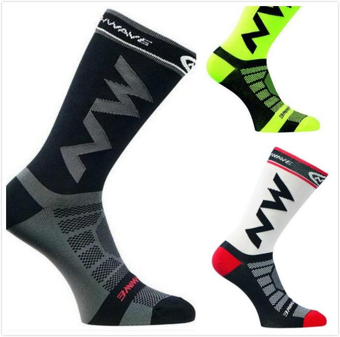 NW Sport Running Cycling Socks Breathable Women Men Spring Summer Socks 18 Colors