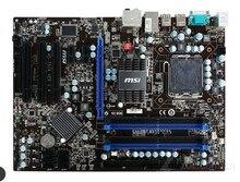 Бесплатная доставка 100% оригинал материнская плата для MSI P45T-C51 Desktop motherborad LGA 775 DDR2 P45 16 ГБ Экстремального разгона