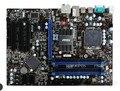 Frete grátis 100% motherboard original para msi p45t-c51 p45 lga 775 ddr2 16 gb overclocking extremo desktop motherborad
