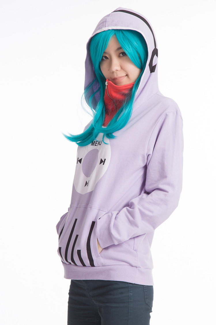 Autumn NEW Sweatshirt Coat Anime MekakuCity Actors Kido Costume Coat Sweatshirt Hoody Jacket for Unisex