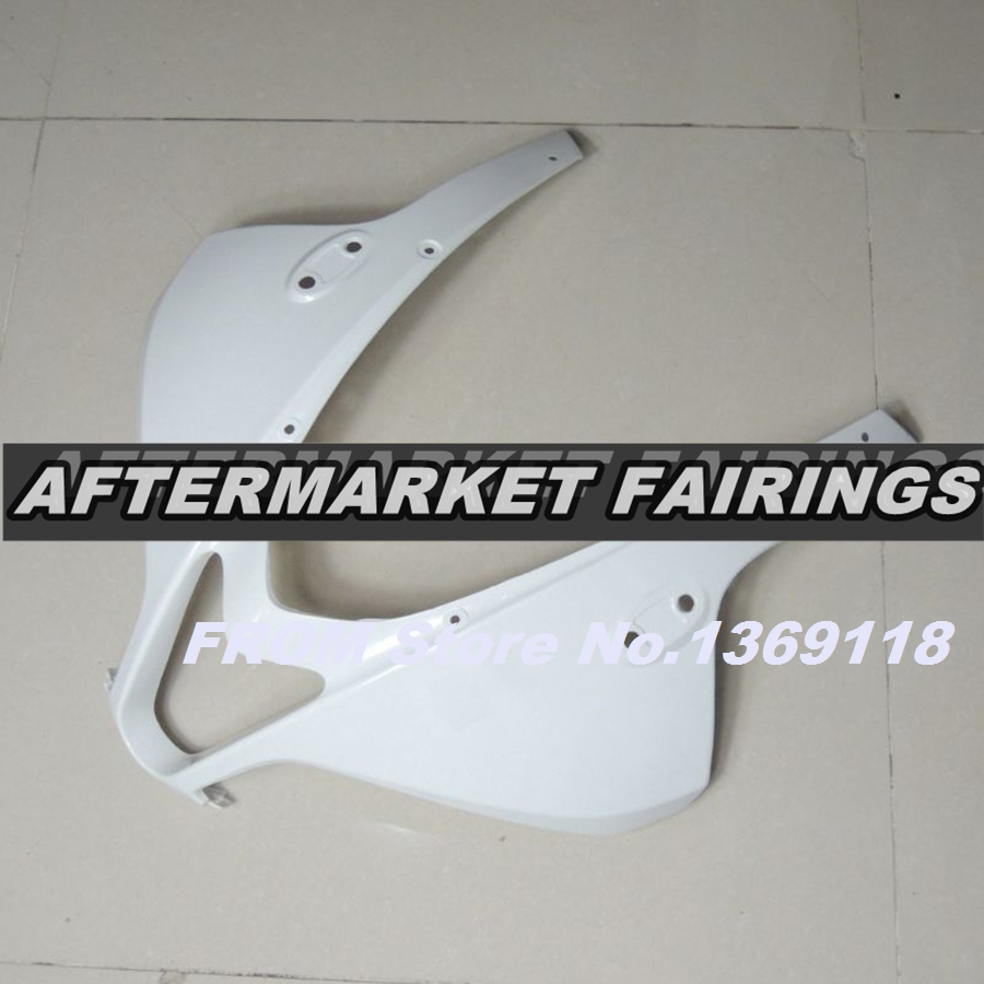100% Virgin ABS Plastic Front Fairing Head For Honda CBR600RR F5 2009 2010 2011 09 10 11 Upper Fairing Nose Cowling NEW motorcycle front upper fairing headlight holder brackets for honda cbr600rr cbr600 rr cbr 600 rr 2007 2008 2009 2010 2011 2012
