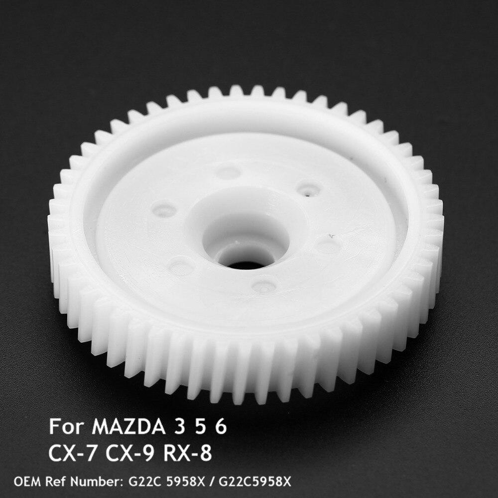 Mazda Avant Ou Arrière Vitre Électrique Régulateur Motor Gear 3 5 6 CX-7 CX-9 RX8