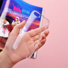 Ultra Thin 0 3mm Clear Case Cover For IPhone 5 4 4s Slim Phone Cover For