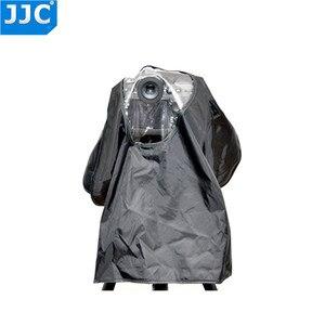 Image 5 - JJC Raincoat Rain Cover Waterproof Bag for Canon Eos 1300d Nikon D3300 D3200 D810 D7200 P900 D5300 DSLR Camera Accessories