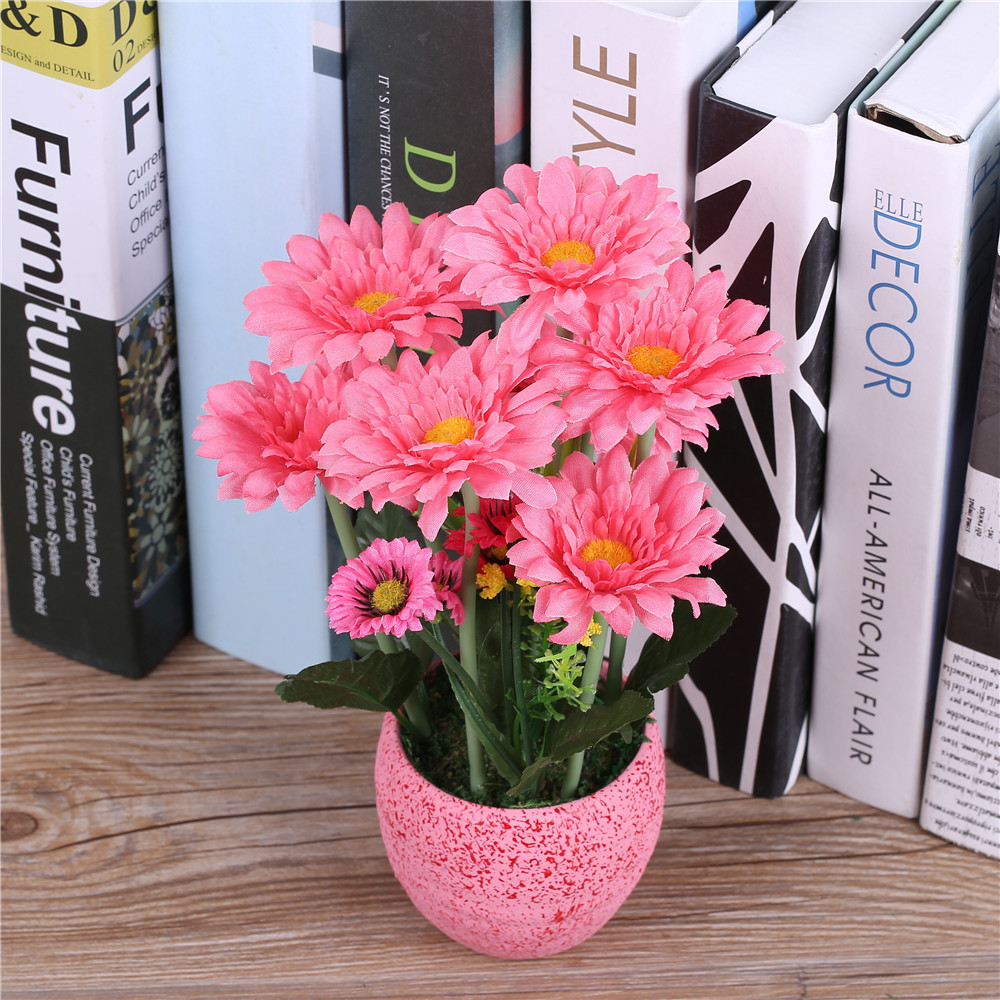 Popular tulip vases buy cheap tulip vases lots from china for Artificial flower vase decoration ideas