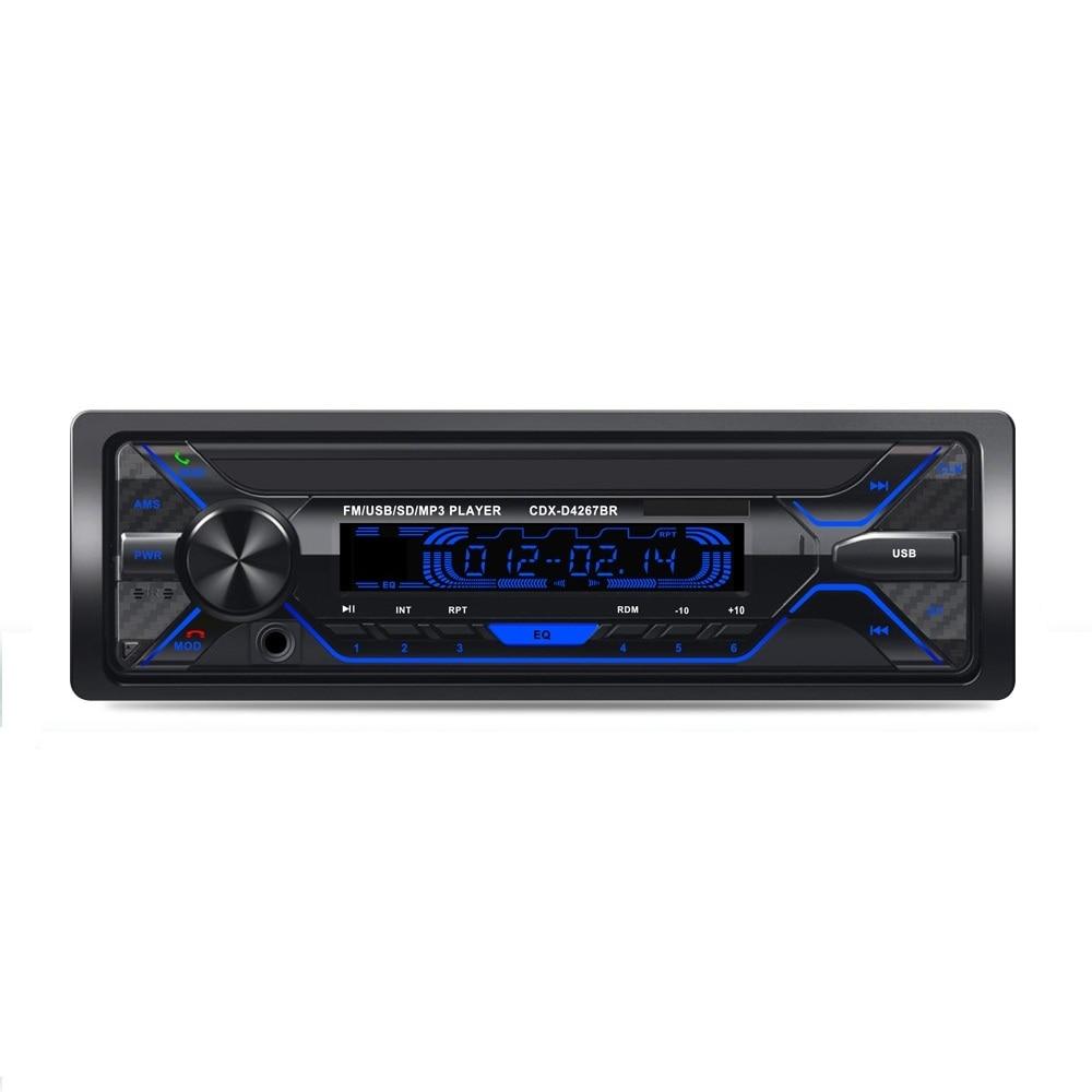 D4267 font b Car b font bluetooth MP3 Player font b Car b font font b